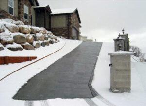 Προστασία από παγετό και χιόνι