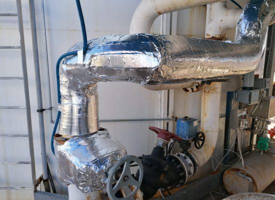 Θερμικά Καλώδια Νορβηγίας NEXANS - Αντιπαγετική Προστασία